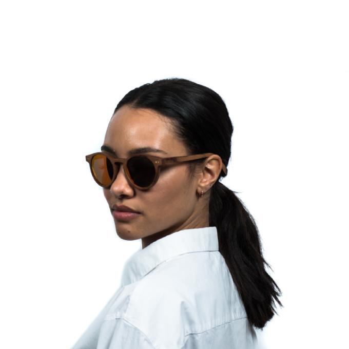 Womens polarised luxury sunglasses bull run dusk red Jabrock eyewear.jpg