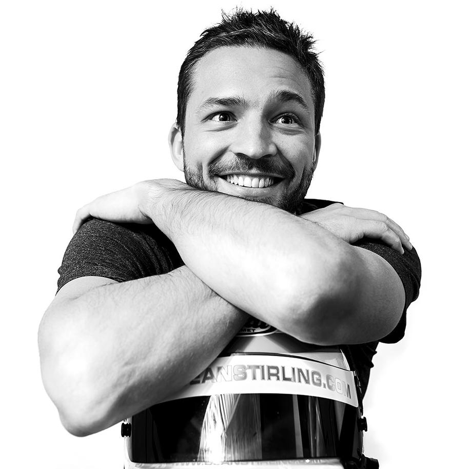 Dean Stirling - Former Racing Driver / Founder -