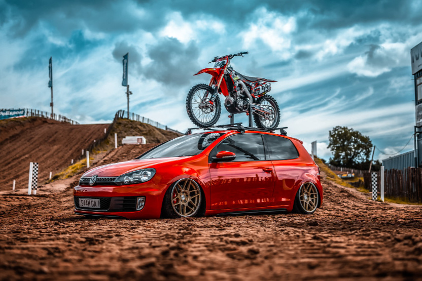Images: Some of Kyle's first work as a professional Automotive Lifestyle Photographer for 3SDM Wheels