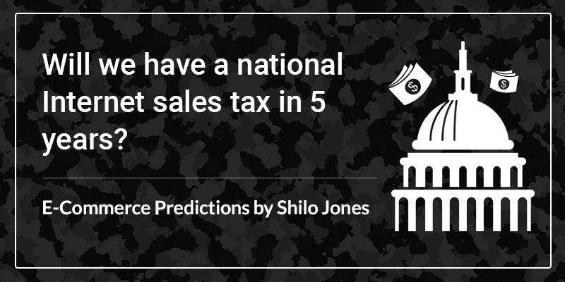 National Internet Sales Tax