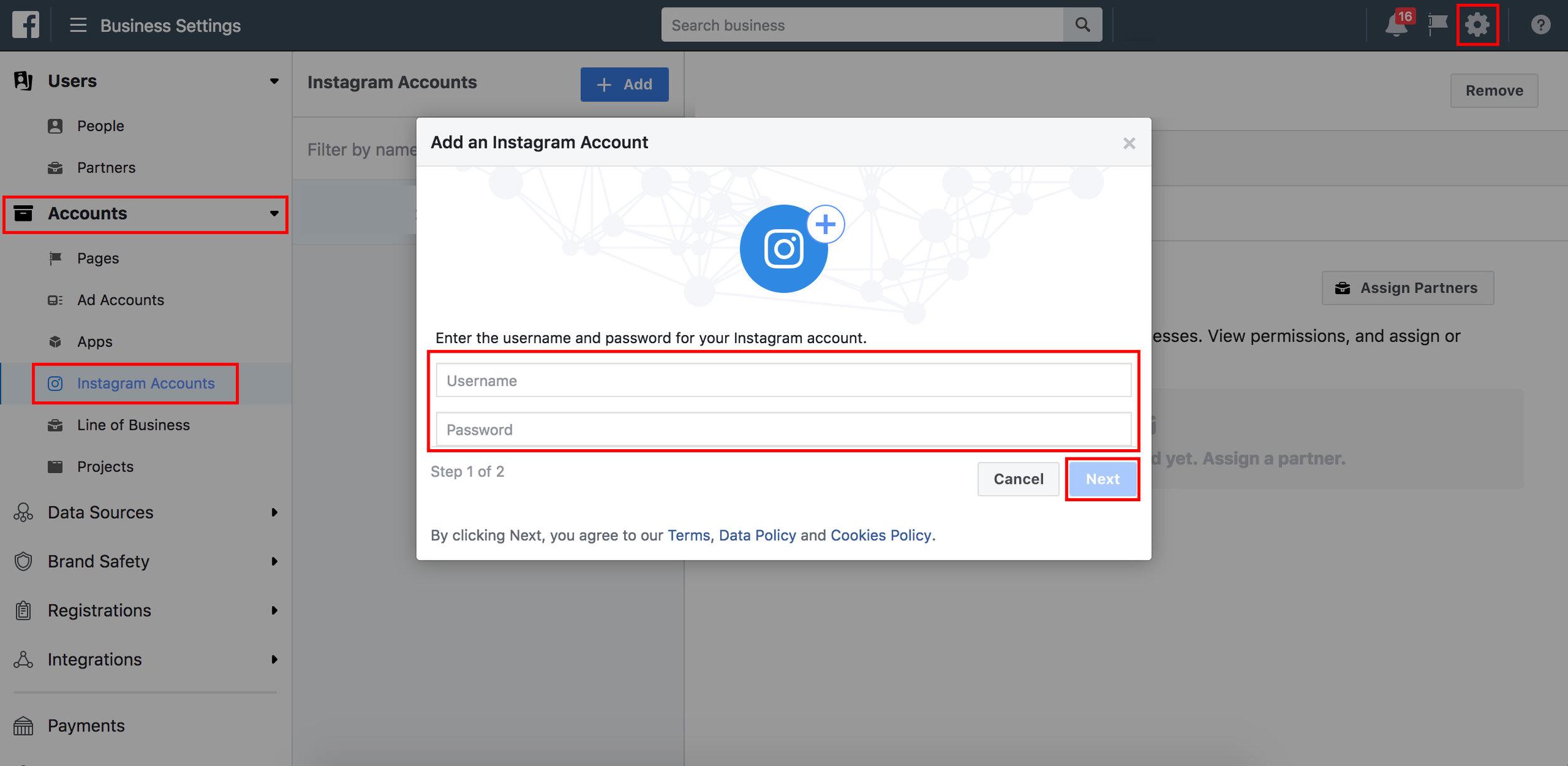 Add-IG-Account