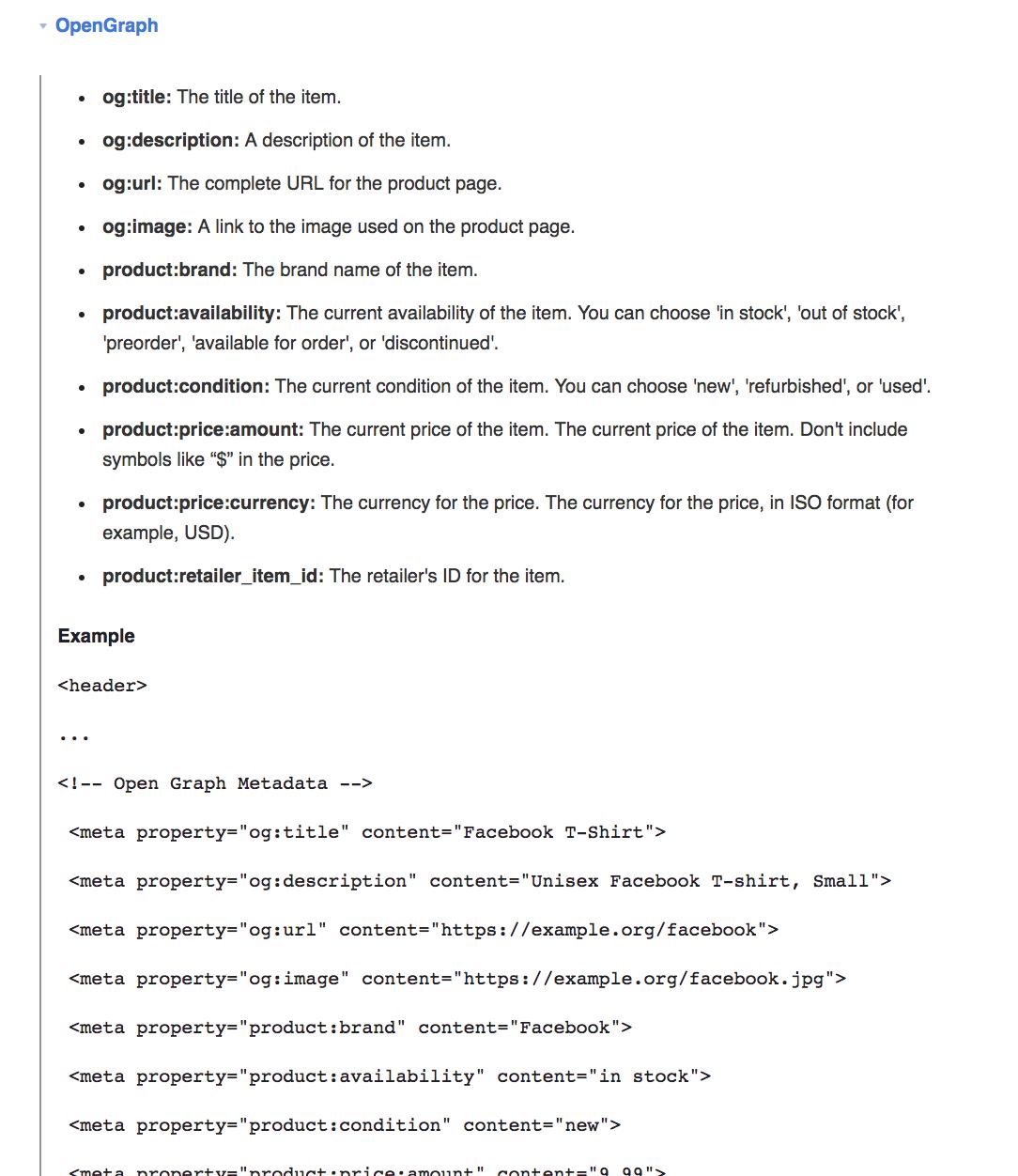 Metatag-Example