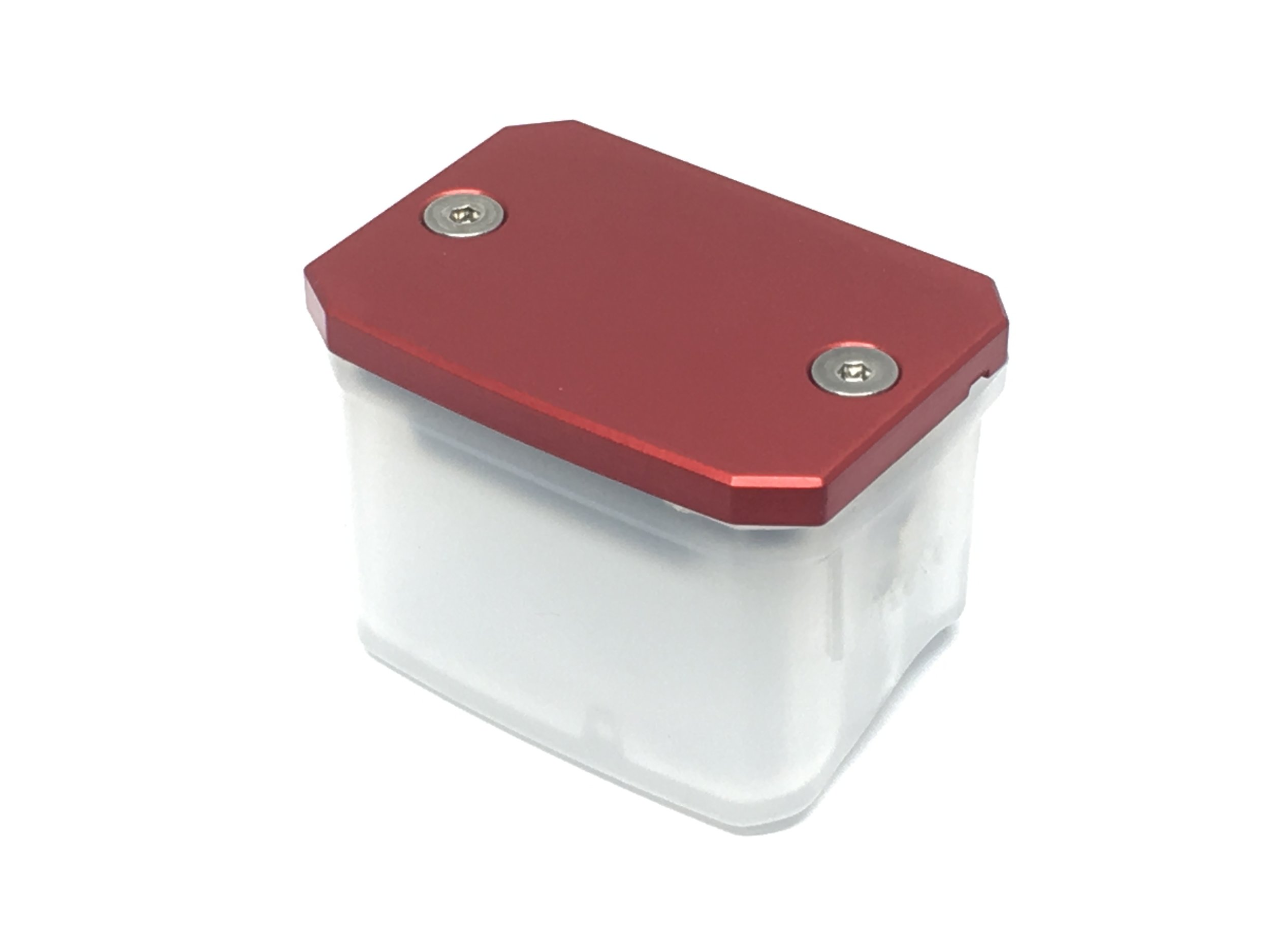 Skidoo XP master cylinder cover -