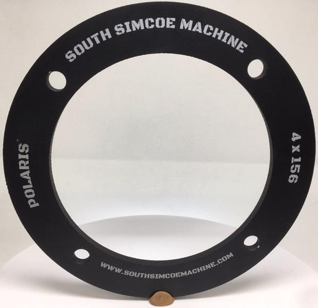 Polaris1/4 inch Wheel Spacers -