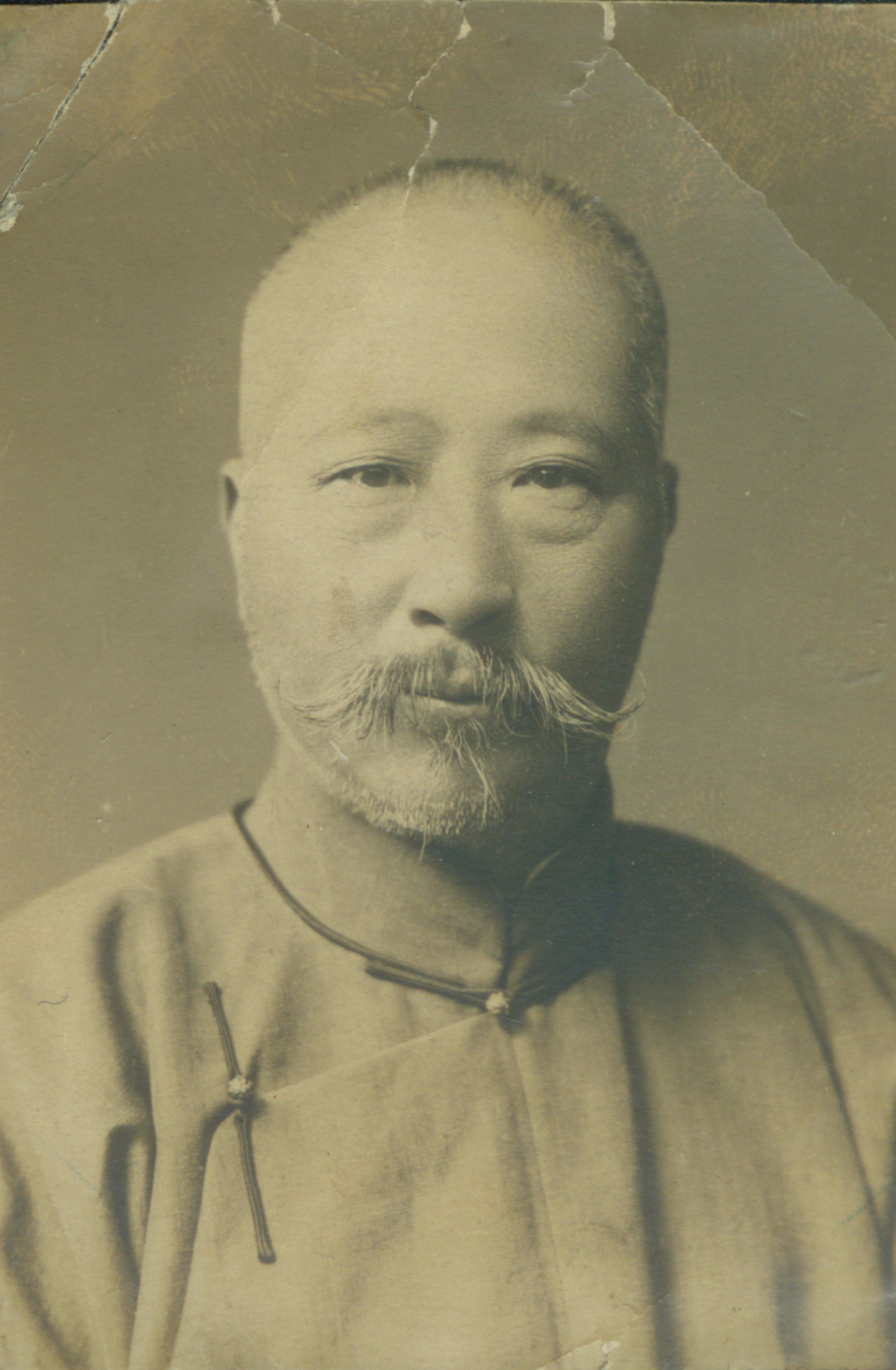 爱新觉罗·溥侗(1877  —1950)