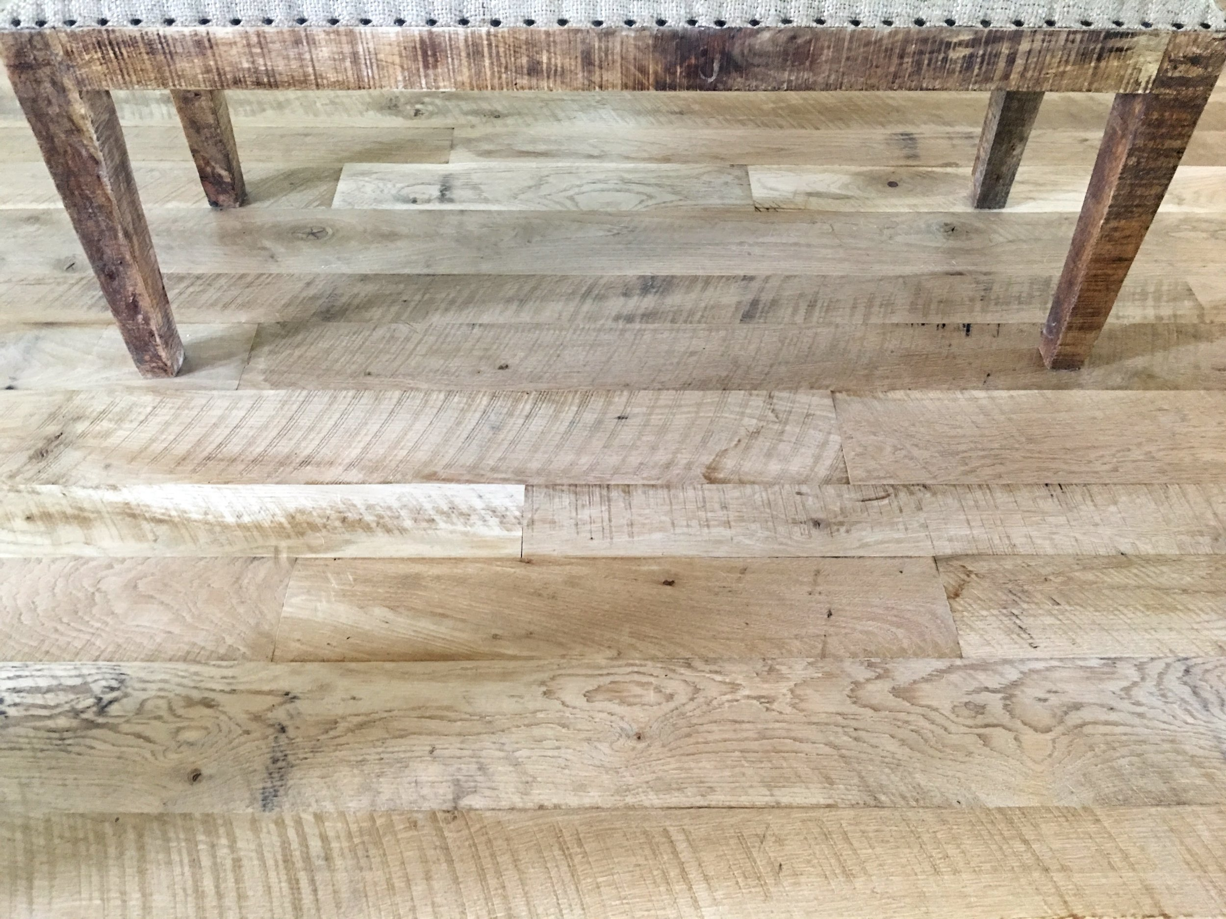 WHITE OAK | DIRTY TOP