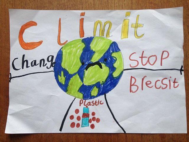 #climatestrike #fridaysforfuture #schoolstrike4climate