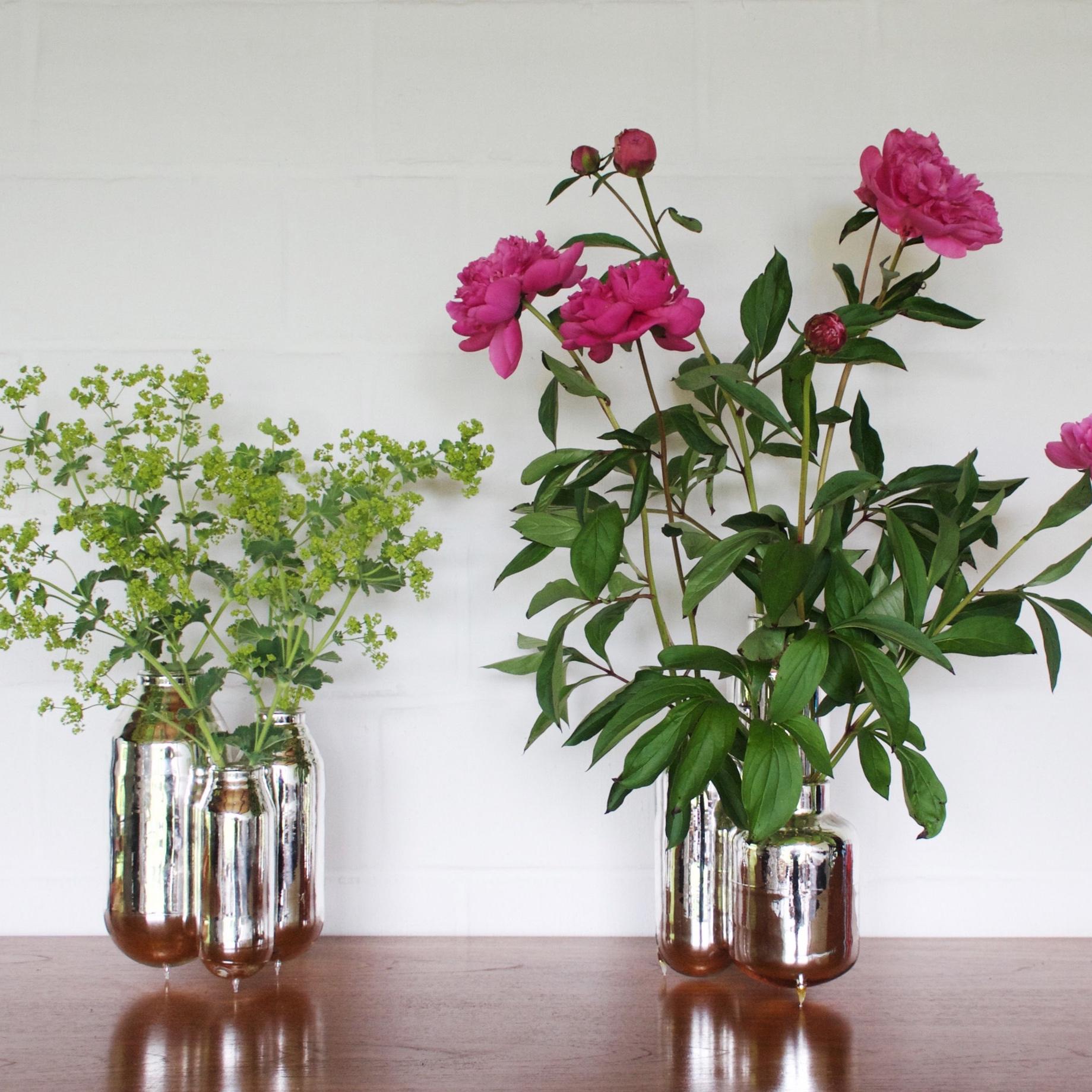 Vases: Alix et Patrick Everaert