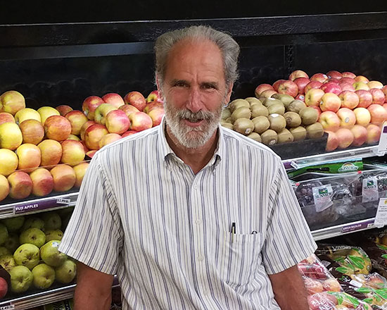 "Jim Hutchinson, Board President - Jim Hutchinson has been a Basics supporter since the 1970's and has served on the Basics Board since 2005. He is a lifetime organic gardener, practices a ""heal thyself"" approach to wellness and believes the community in which we live is intricately tied to our eating habits and health. As a Basics Board member, Jim enjoys the opportunity to use his experience to strengthen and keep our store a vibrant, nourishing organization for the body and soul. Jim has worked for and served on Boards of nonprofit organizations for over 30 years. He currently provides accounting, management and administrative services for nonprofits."
