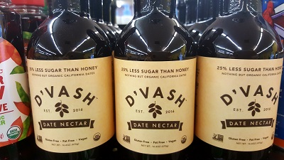 D'vash Date Nectar