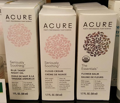 Acure Facial Care