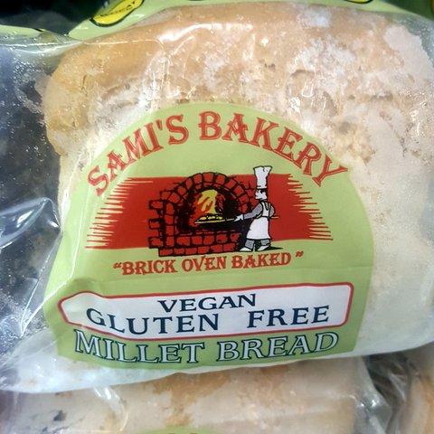 Sami's Bakery Vegan Gluten Free