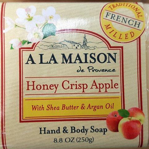 nov 18 honey crisp apple soap.jpg