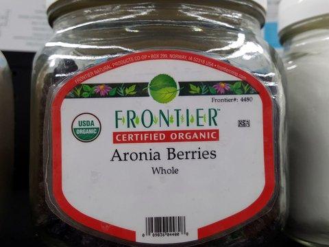 Bulk organic Aronia Berries