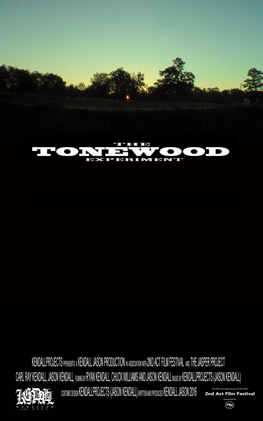 The TONEWOOD Experiment, Film, 6 minutes
