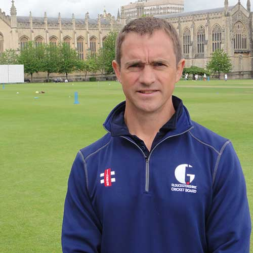 Tim Hancock, Gloucestershire CCC Academy Head Coach