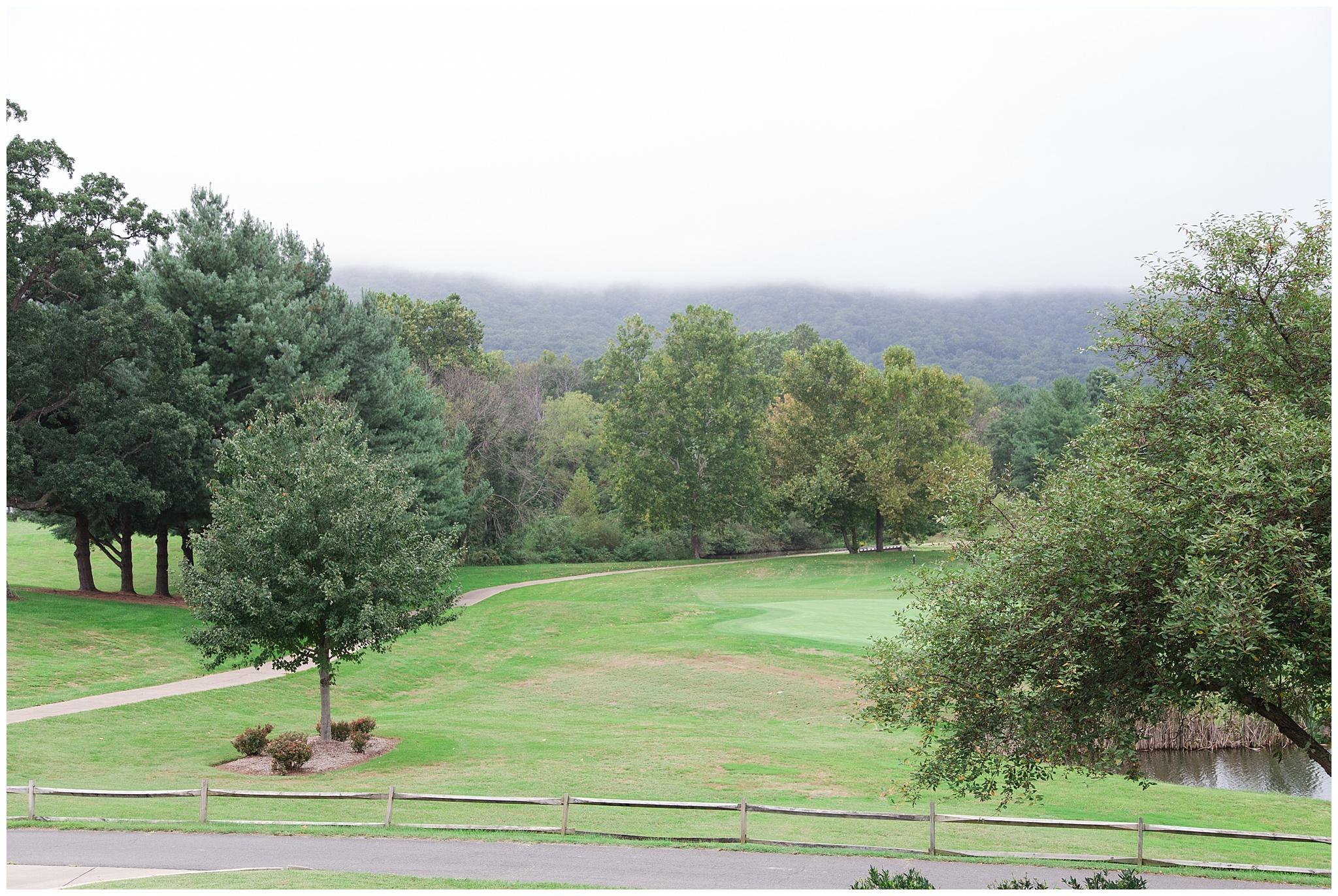 The golf club grounds (photos!!)
