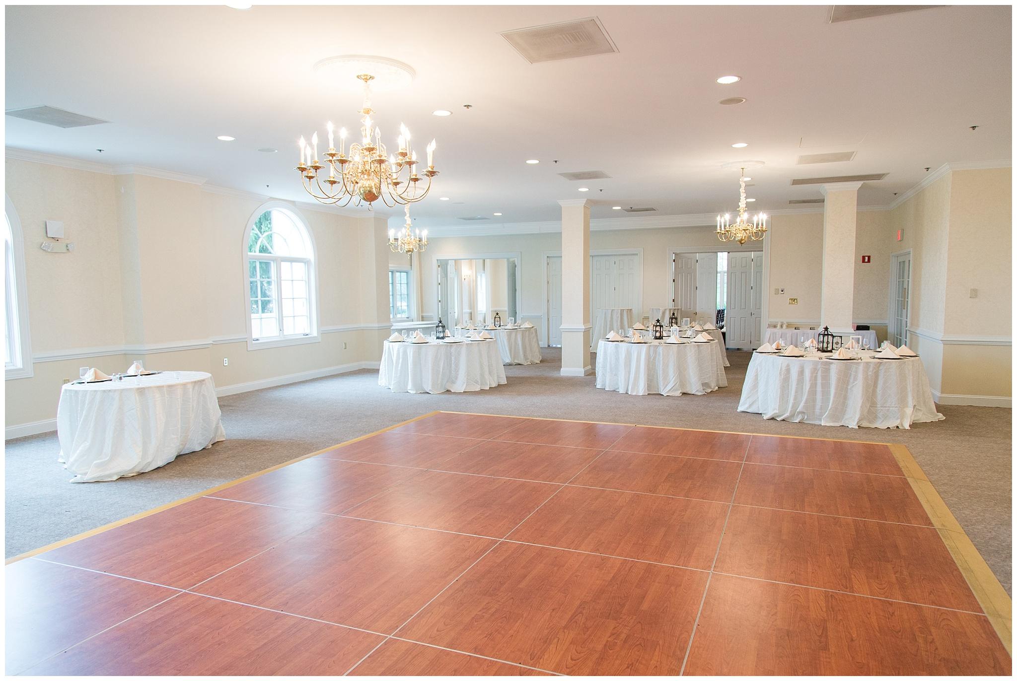 Main Ballroom (not fully setup)