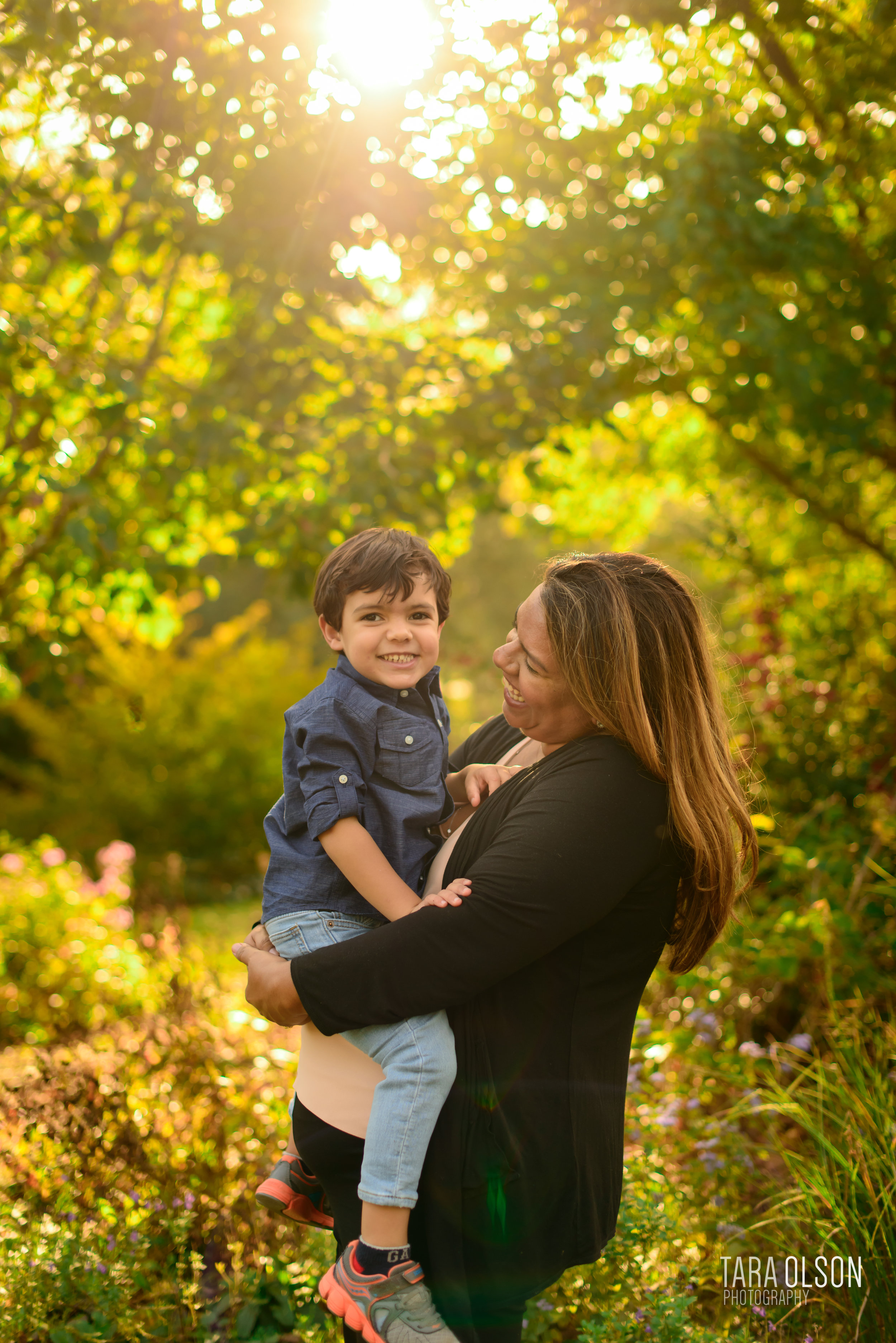 Vienna VA Family Lifestyle Photographer Green Spring Gardens