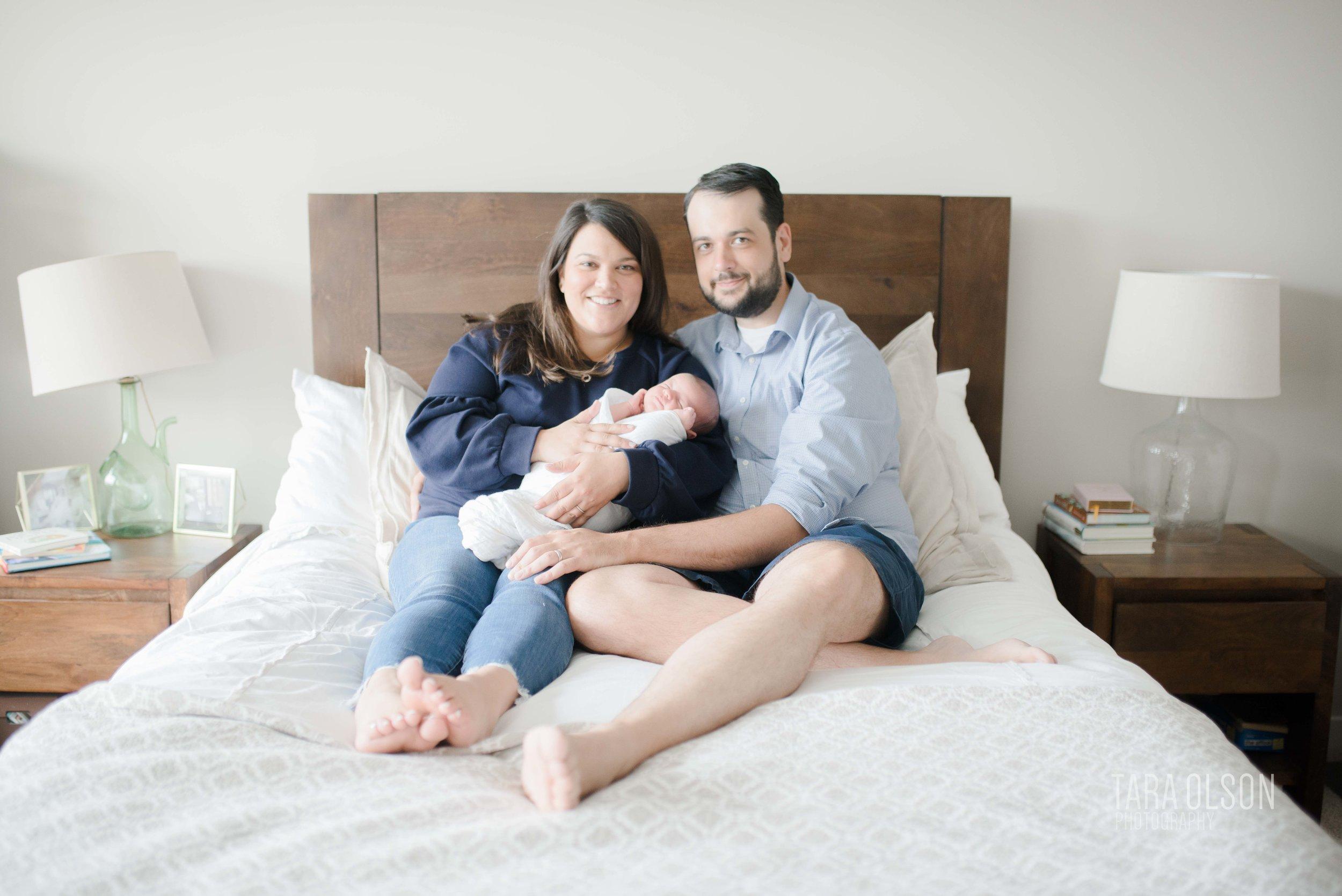 Alexandria Virginia Newborn Lifestyle Photographer