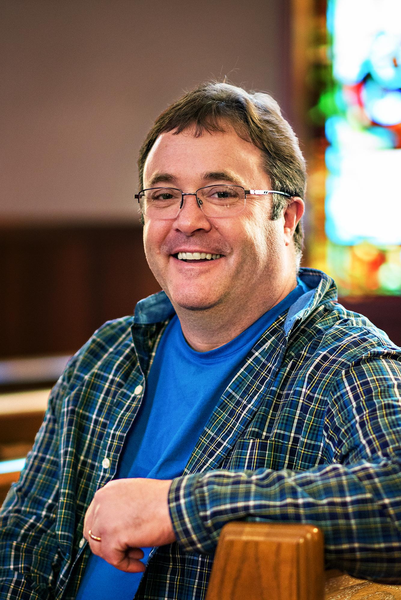Rev. Brad Parrish