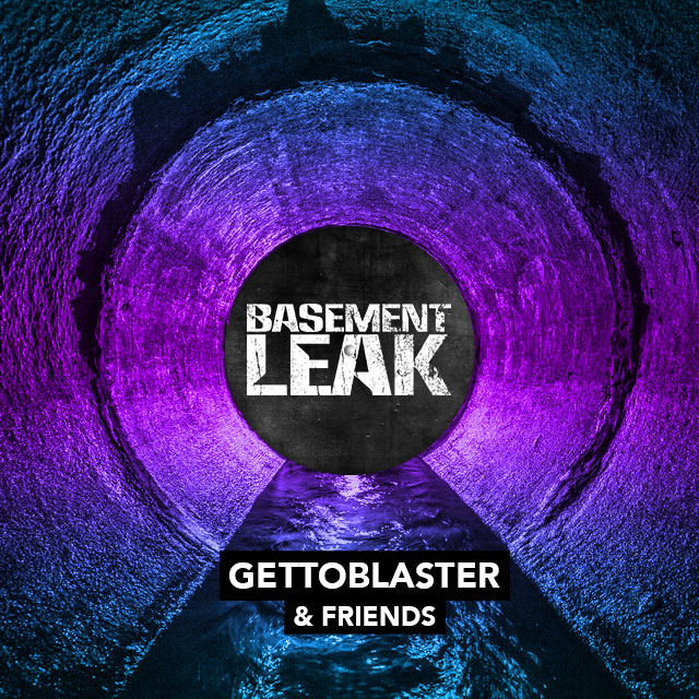 """Proud to have Gettoblaster & Friends EP OUT TODAY on my label Basement Leak. The EP features """"Bounce Yo Body"""" (Gettoblaster & Chris Larsen feat. DJ Dagwood) and """"Modulate"""" (Gettoblaster & Lux Groove). I hope you enjoy the amazing EP."""