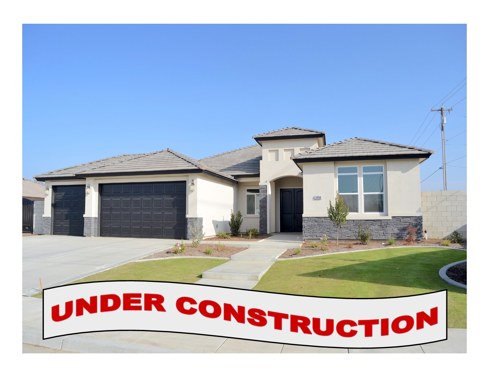 3413 Wexford Pl. - Under Construction