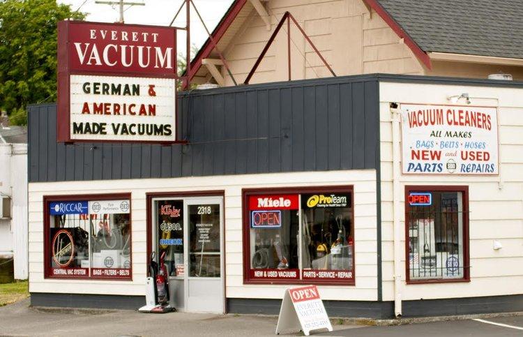 everett vacuum store