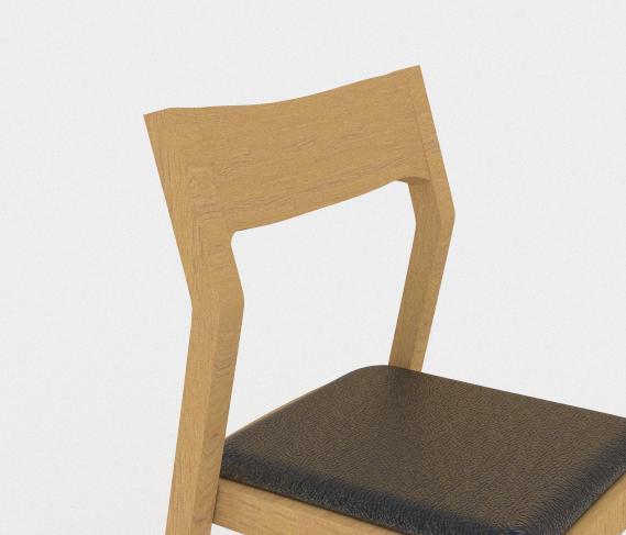 Profile Chair by Matthew Hilton