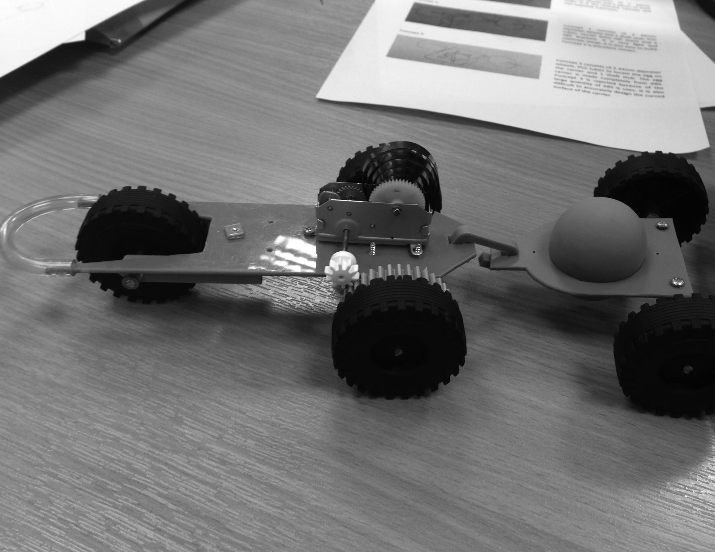 Mechanical CAD Work