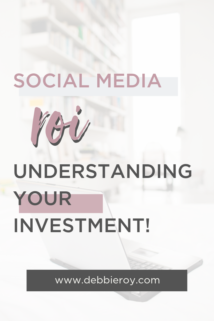 what is social media roi?