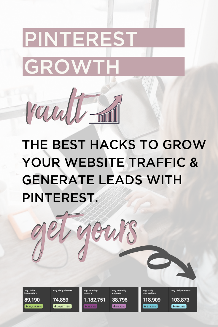 Pinterest Growth Vault