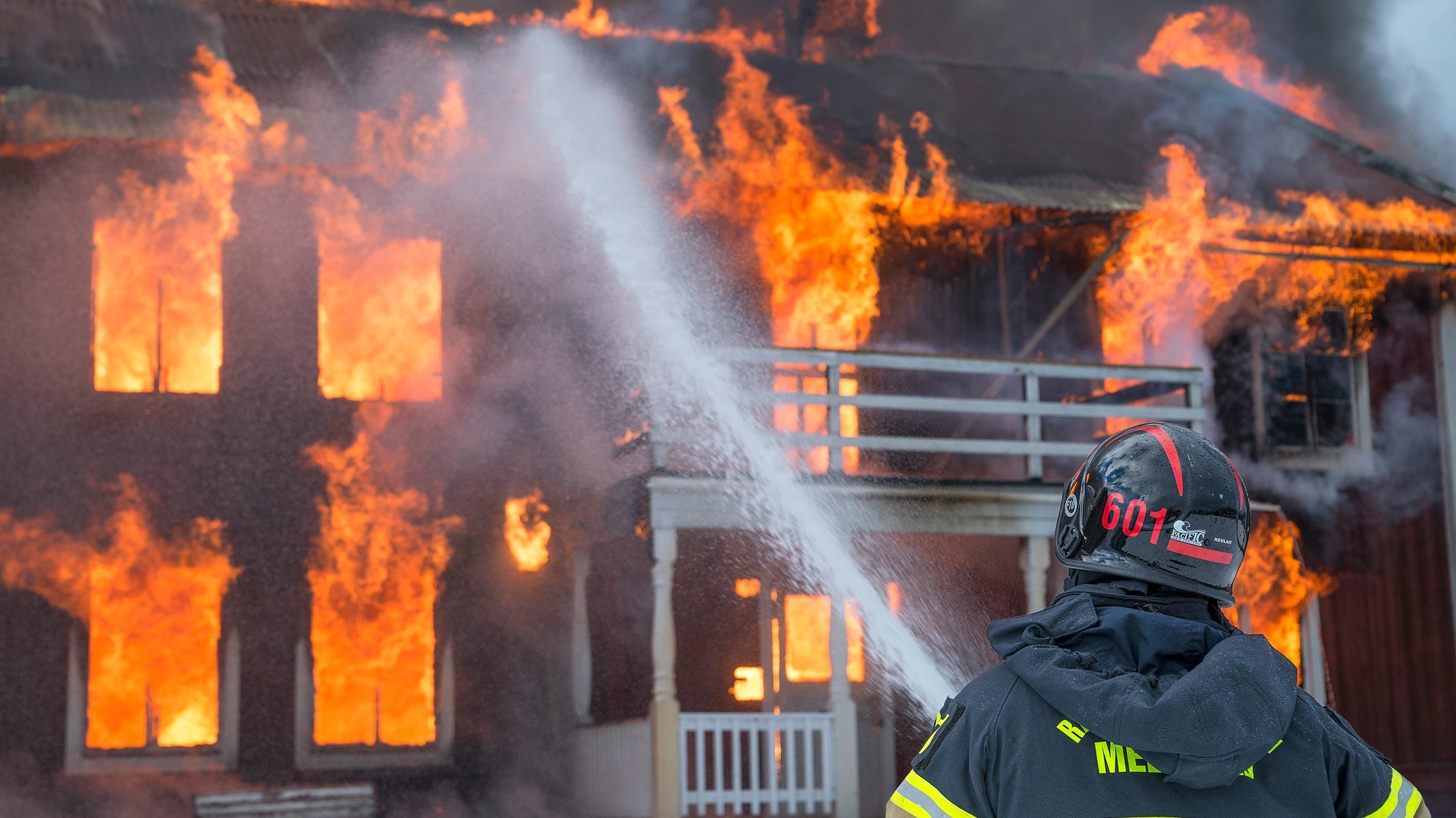 Home Fire -