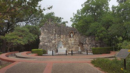 The Lourdes Grotto