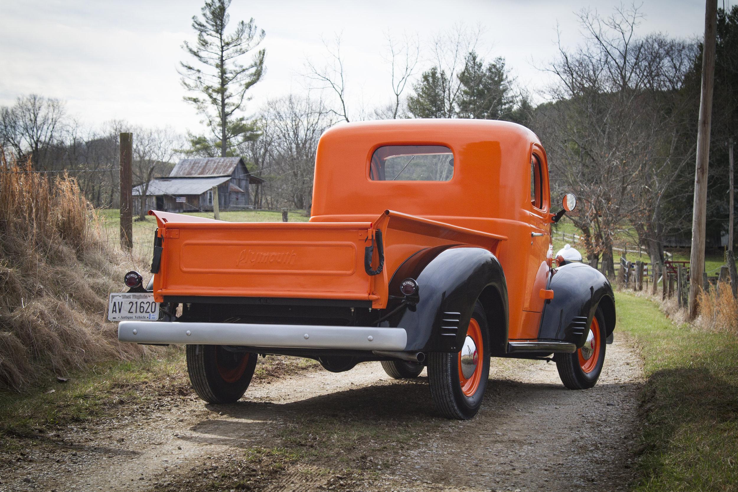 1940 Plymouth Pickup
