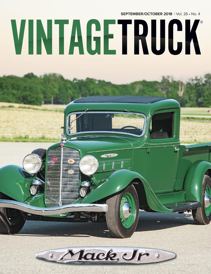 September/October 2018   Vintage Truck