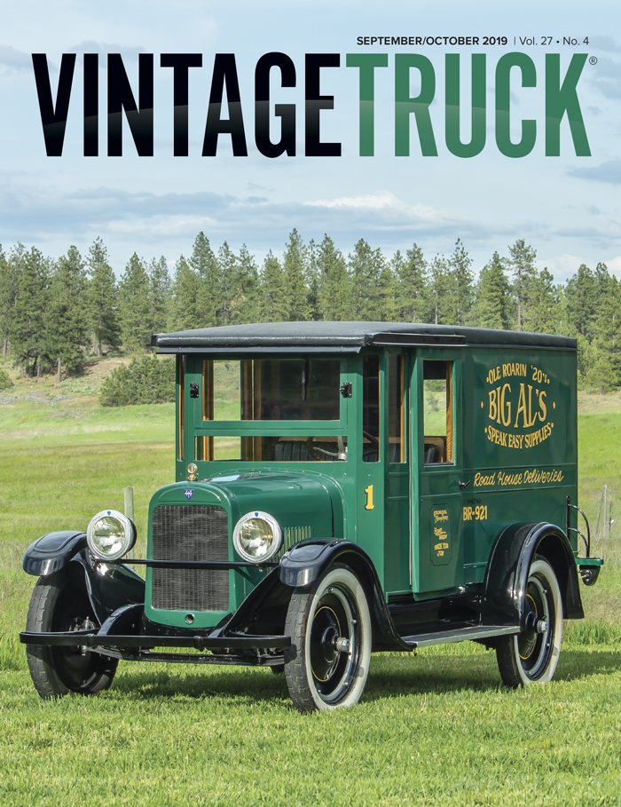 September/October 2019 Vintage Truck