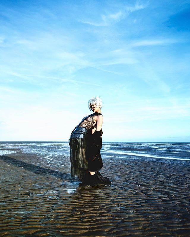 SPACE  #juanpalominostudio #design #red #control #fashion #nasa #space #photoshooting #model #concept #kensington #love #chelsea #london #black #white #love #picoftheday #designer #life #light #csm #centralsaintmartins #stylist #team #nature #catwalk #rockandroll #runway @thefashionconversation Designer: @juanpalominostudio Photographer: @dancuadradostudio Models:  @rachelraphy