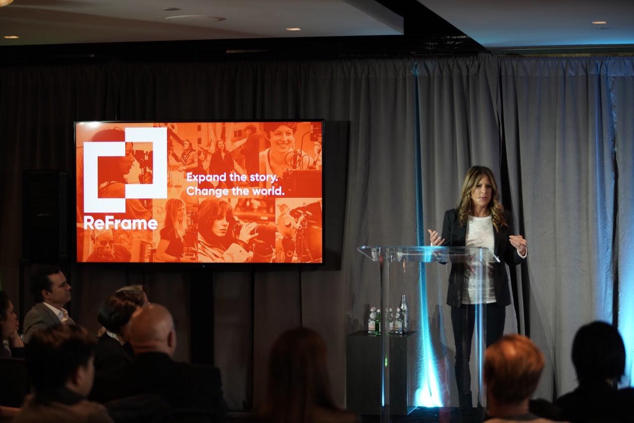 ––  Cathy Schulman, Board President, Women In Film