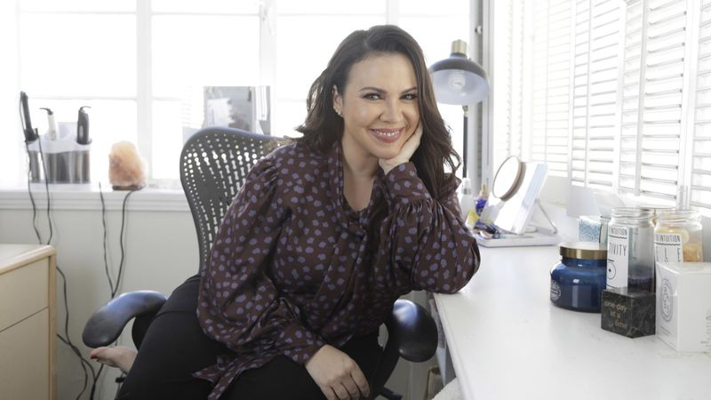 """'One Day at a Time's' Gloria Calderón Kellett on being the boss and the Netflix numbers game"" - LOS ANGELES TIMES -– March 1, 2019""We have the ReFrame stamp that basically means we are a gender-equitable production. There are, like, 60 shows out of 400 that are equitable for women, and 'One Day at a Time' is one of them."""