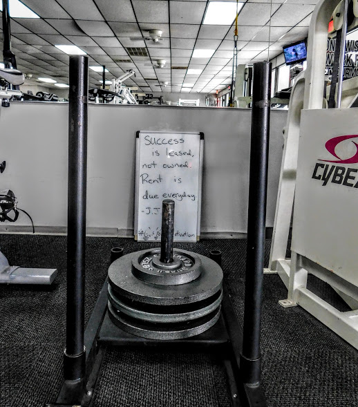 The GYM Sled