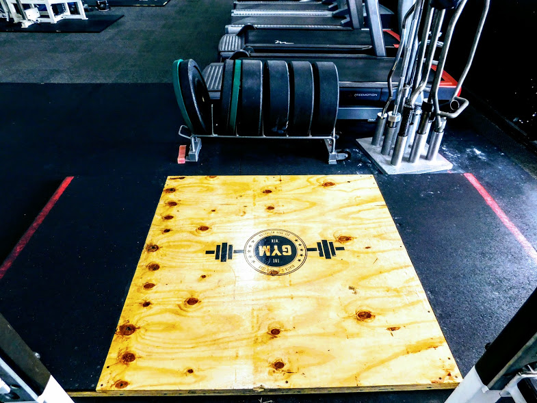 The GYM PowerLift