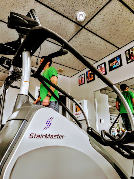 The GYM StairMill