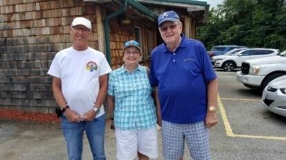 Norbert Skolimowski, Cathy & Jim Pickett