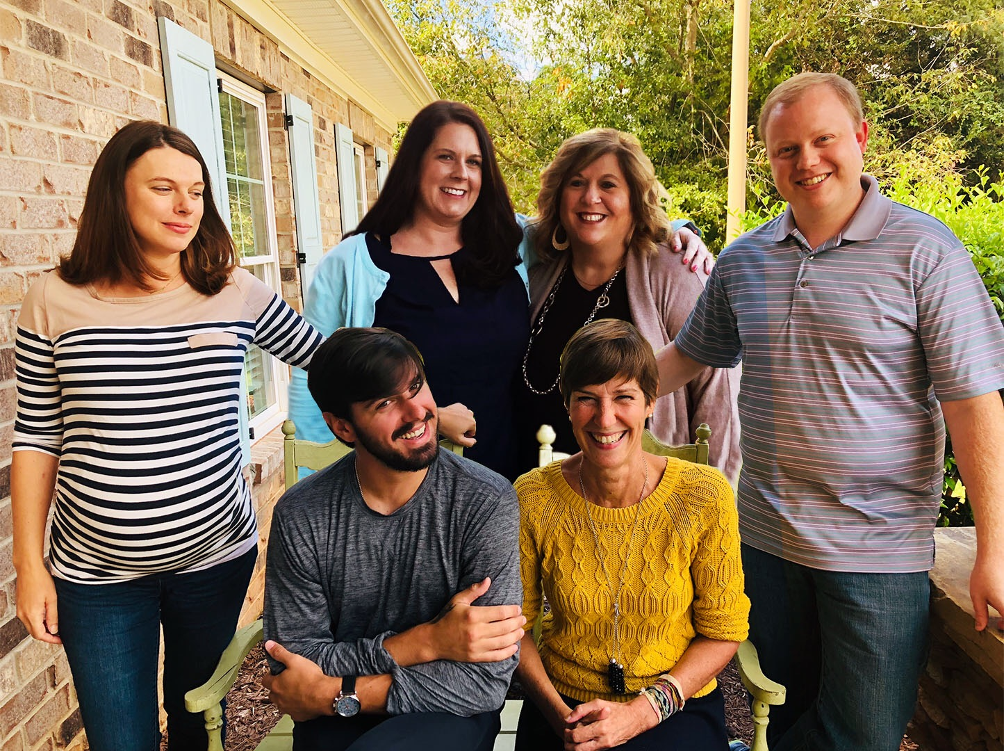 The Hope For Families Team