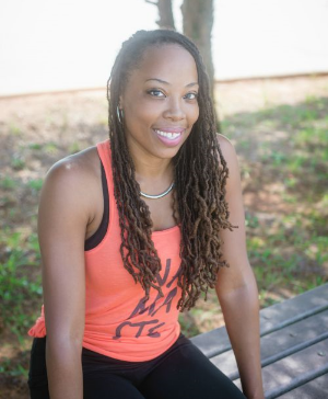 Black Girl's Guide to Calm Founder, Jamie