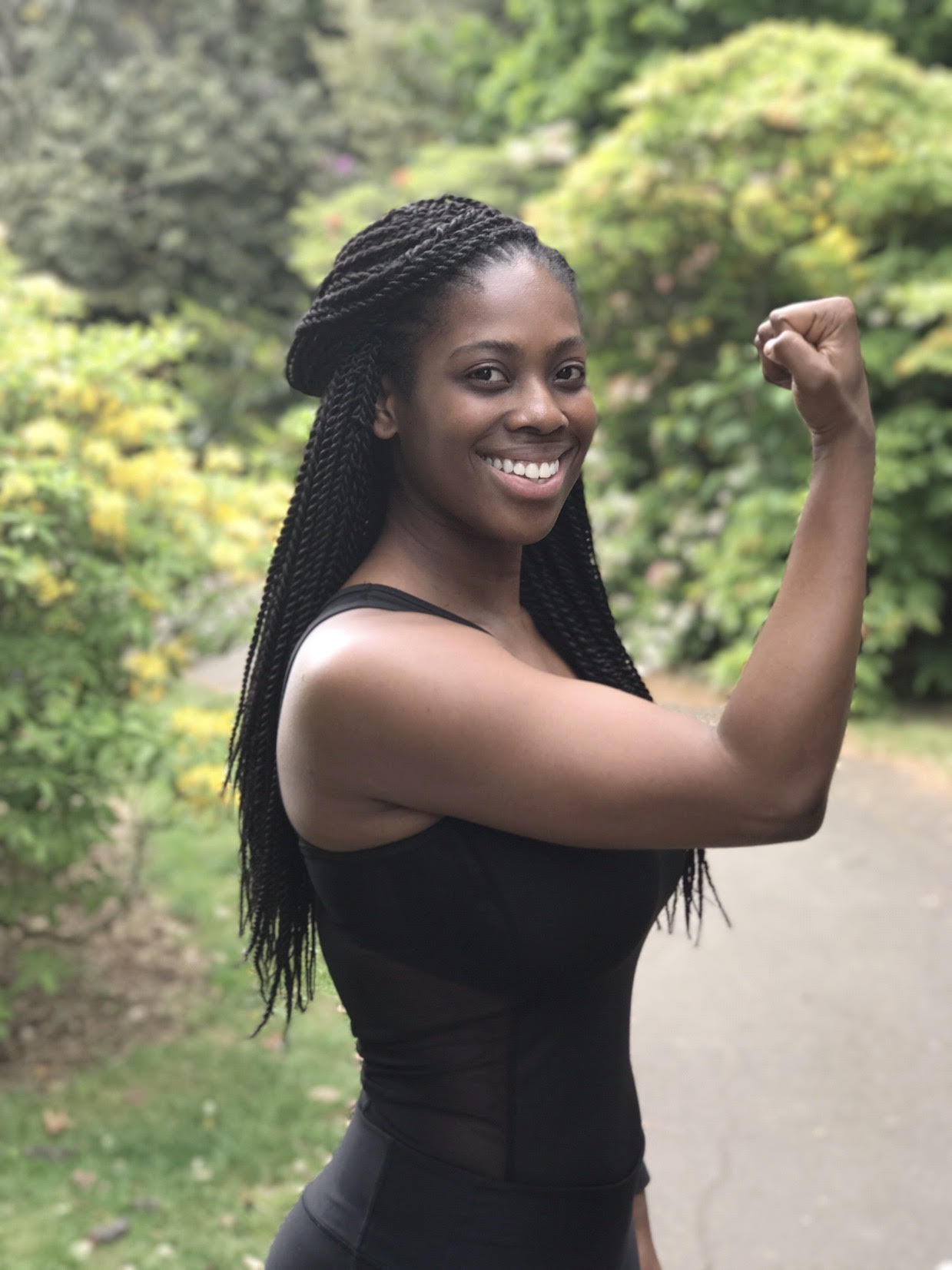 Zora is a Body Transformation Specialist and Personal Trainer based in London. She is passionate about unleashing women's inner warriors. For food and fitness inspiration check out her blog ( zorafitness.co.uk ) or Instagram (@zorafitness).