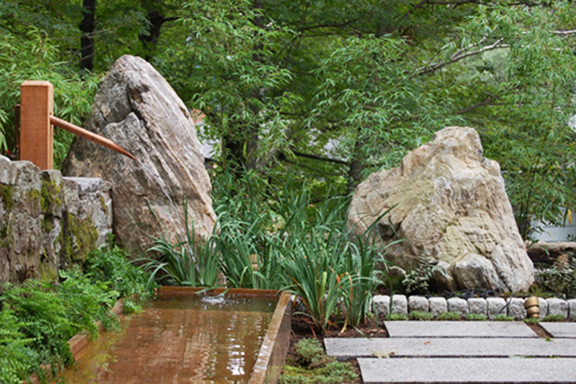 Garden Design Private Residence Newton