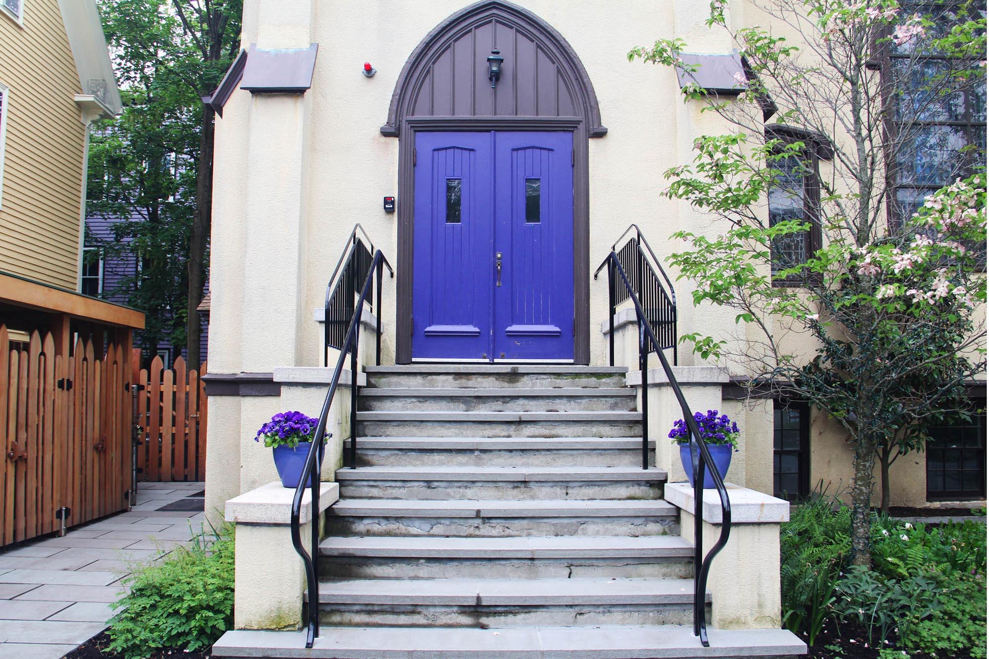 First United Presbyterian Church Inman Square Cambridge Ma