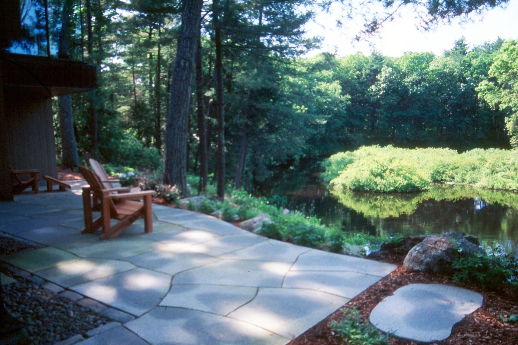 Landscape Design Private Residence Dover